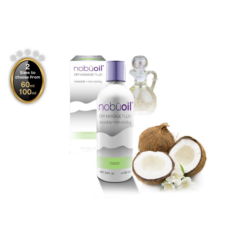 nobüoil – Dry Massage Fluid – Coco – 100ml
