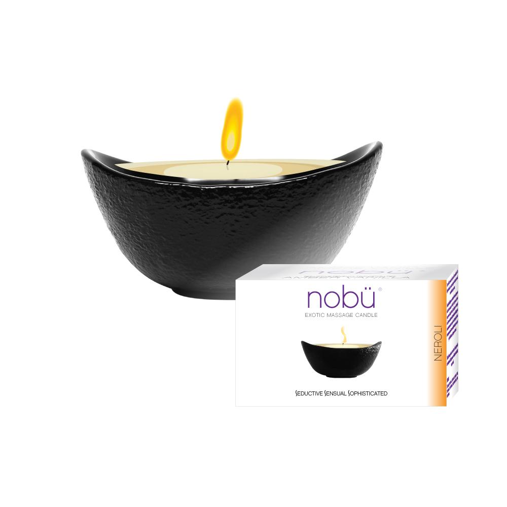 nobü – Exotic Massage Candle – Neroli